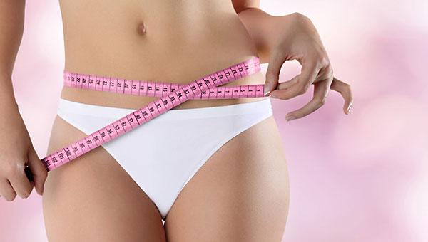 Fett weg Behandlung durch Kryolipolyse